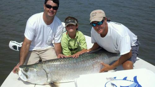 catch tarpon beaufort sc
