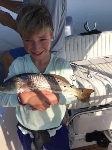 fishing charter low country